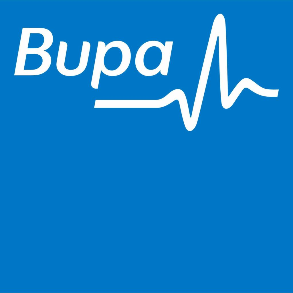 Bupa logo - Australia migration partner-health insurance for relocation to Australia